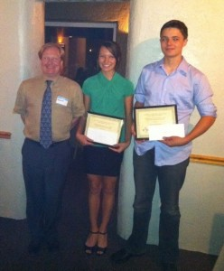 2012 NMAVS scholarship winners