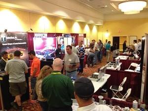 SA2014 vendor show 1